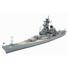 タミヤ 614 1/700 アメリカ海軍 戦艦ニュージャージー