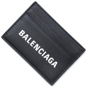 バレンシアガ BALENCIAGA カードケース ブラック メンズ 505054-dlqhn-1060