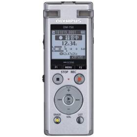 オリンパス  ICレコーダー Voice-Trek 4GB DM-750 SLV シルバー(44414)