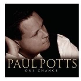 Paul Potts ポールポッツ / One Chance  国内盤 〔CD〕