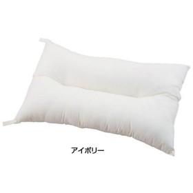 乾きが早い洗える枕 アイボリー 43×63cm 3918701