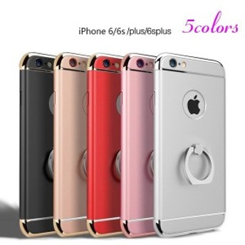iPhoneケース アイフォンケース iPhone6/6s iPhone6Plus/6sPlus スタンド付き ハードケース カバー 新型 携帯ケース おしゃれ
