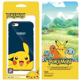 Pokemon ポケモン キュティー アーマー バンパーケース ♪iPhone6/6s Plus ピカチュウ フシギダネ ゼニガメ ヒトカゲ ポケットモンスター