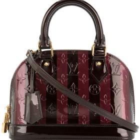 Louis Vuitton Vintage Alma BB 2way Monogram Vernis M91700 ハンドバッグ -