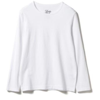 Brilla per il gusto / クルーネックロングスリーブTシャツ メンズ Tシャツ WHITE S