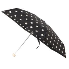 w.p.c / ベーシックスターミニ 折り畳み傘 レディース 折りたたみ傘 BLACK ONE SIZE