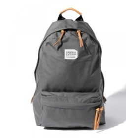 FREDRIK PACKERS / 500D DAY PACK レディース リュック・バックパック GREY ONE SIZE