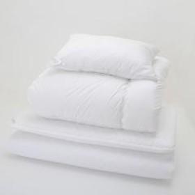 清潔寝具3点セット SNフレッシュプロ (敷きふとん、掛けふとん、まくら) シングルロング ふとん 布団 新生活 送料無料 昭和西川 日本製
