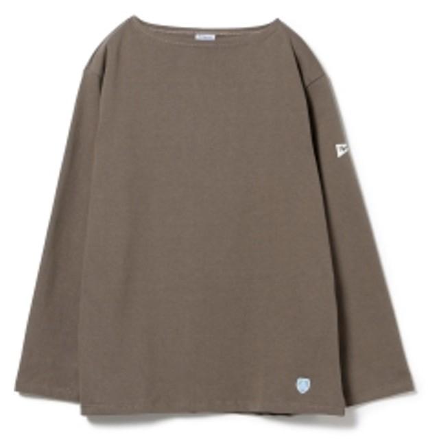 <MEN> ORCIVAL × Pilgrim Surf+Supply / 別注 Cotton Cut and Sewn メンズ カットソー MOCA 5