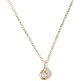 Demi-Luxe BEAMS sowi / リバーシブル ダイヤモンド ネックレス レディース ネックレス GOLD ONE SIZE