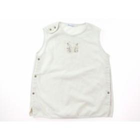 【ファミリア/familiar】ベビーベスト 60サイズ【USED子供服・ベビー服】(326219)