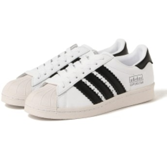 adidas / SUPERSTAR 80s レディース スニーカー WHITE 23.5
