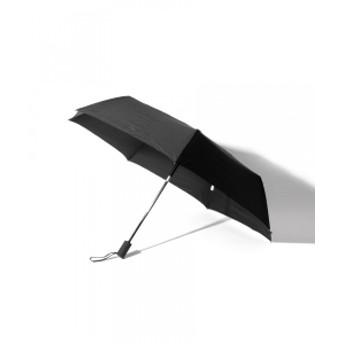 BEAMS / 折り畳み傘(無地) メンズ 折りたたみ傘 BLACK ONE SIZE