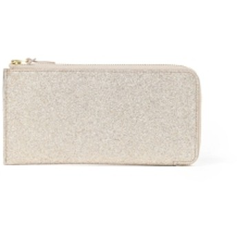 BAL × PORTER / GRITTER THIN WALLET(L) メンズ 財布 CHAMPAGNE ONE SIZE