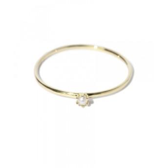 SATOMI KAWAKITA JEWELRY 18K Yellow Gold Ring レディース R1601P
