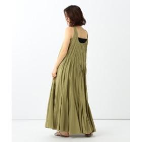 MARIHA / 海の月影のドレス レディース ワンピース OLIVE 36