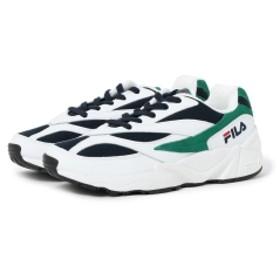 FILA / ヴェノム メンズ スニーカー GREEN/WHITE 26