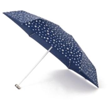 Ray BEAMS / マーガレット 折り畳み傘 レディース 折りたたみ傘 NAVY ONE SIZE