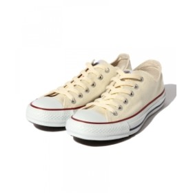 CONVERSE / ALL STAR LOW レディース スニーカー WHITE 4H