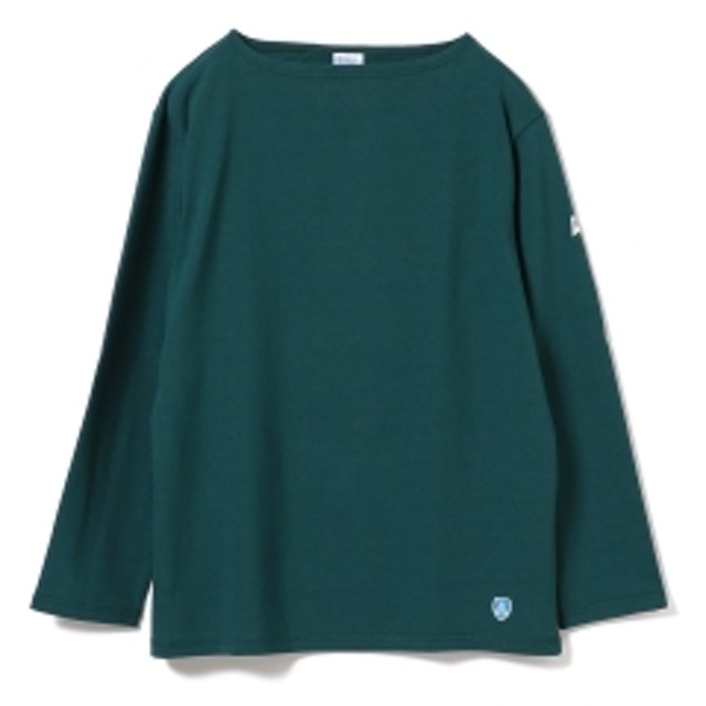 <MEN> ORCIVAL × Pilgrim Surf+Supply / 別注 Cotton Cut and Sewn メンズ カットソー LARCH 6