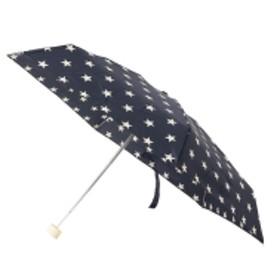 w.p.c / ベーシックスターミニ 折り畳み傘 レディース 折りたたみ傘 NAVY ONE SIZE