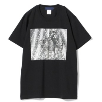 INSPIRATION CULT MAGAZINE × KOSUKE KAWAMURA / _ug_ Tee メンズ Tシャツ BLACK L