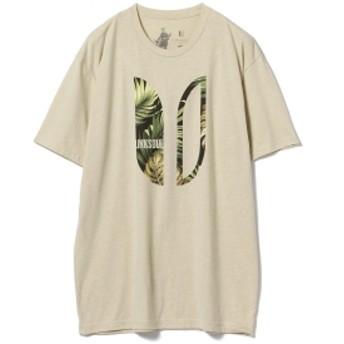 LINKSOUL プリントTシャツ BOTANIST メンズ