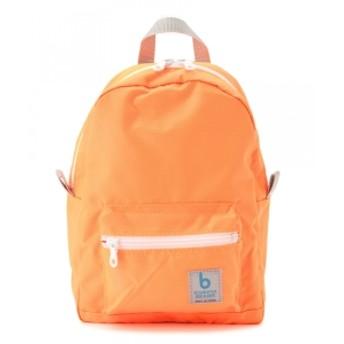 こども ビームス こども ビームス / バックパック mini キッズ リュック・バックパック オレンジ mini