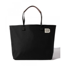 FREDRIK PACKERS / ESSENTIAL TOTE メンズ トートバッグ BLACK ONE SIZE