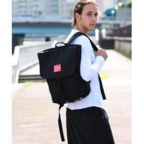 Manhattan Portage × BEAMS / 別注 1220BM Backpack New メンズ リュック・バックパック BLACK ONE SIZE