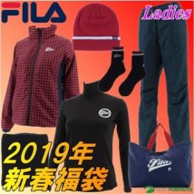 【即納!】【レディース】フィラゴルフ 7点セット 2019年新春福袋 798-100 ゴルフウェア
