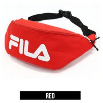 FILA 内側ポケット付ワンショルダーバッグ