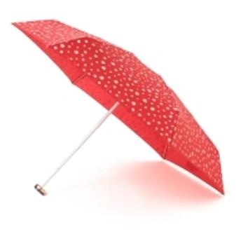 Ray BEAMS / マーガレット 折り畳み傘 レディース 折りたたみ傘 RED ONE SIZE