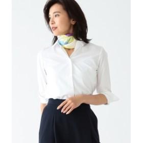 Demi-Luxe BEAMS Demi-Luxe BEAMS / レギュラーカラー シャツ レディース ドレスシャツ WHITE 38