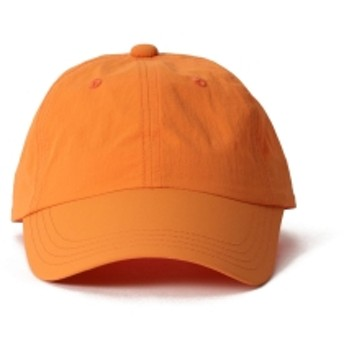 【OCEANS5月号掲載】【カタログ掲載】B:MING by BEAMS / ナイロン キャップ メンズ キャップ ORANGE ONE SIZE
