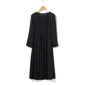KEITH / キース サテンジョーゼット ドレス