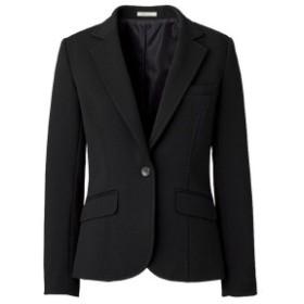 Emotion AJ0239-16 ジャケット ブラック (5~19) 春夏 秋冬 BONMAX ボンマックス オフィスウェア 事務服 企業制服 通勤服