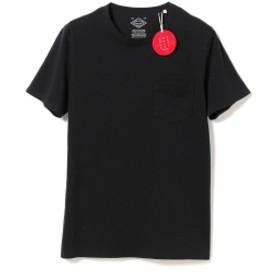 B:MING by BEAMS B:MING by BEAMS / BBB クルーネック ポケットTシャツ メンズ Tシャツ BLACK L