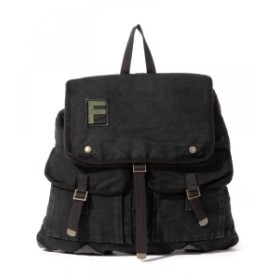 PORTER × fennica × B印 ヨシダ / 別注 Fennica Scout Packリュックサック メンズ リュック・バックパック BLACK ONE SIZE