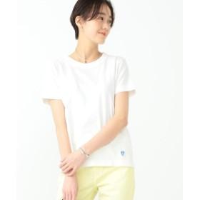【WEB限定】ORCIVAL / ベーシック Tシャツ レディース Tシャツ WHITE 1