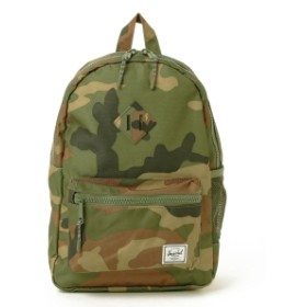B:MING by BEAMS Herschel Supply / HERITAGE リュックサック キッズ リュック・バックパック CAMO 5-7yearsOLD