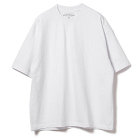HEAVYWEIGHT COLLECTIONS / Solid Tee メンズ Tシャツ WHITE S
