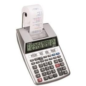 還元祭 最大1,000円OFFクーポン利用可 キヤノン プリンタ電卓P23-DHV-3 2色印字 12桁 2279C005 1台
