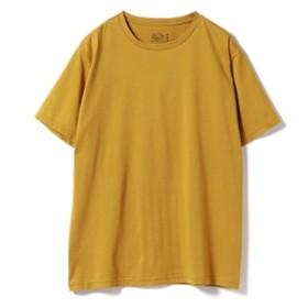FRUIT OF THE LOOM / クルーネックTシャツ メンズ Tシャツ MUSTARD L