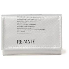 RE. MATE × BEAMS LIGHTS / 別注 マルチケース メンズ 財布 SILVER ONE SIZE