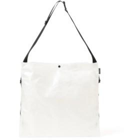 STANDARD SUPPLY × BEAMS / 別注 Flat Shoulder Bag メンズ ショルダーバッグ CLEAR ONE SIZE