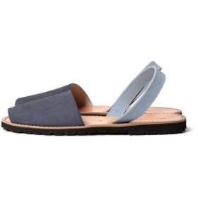 minorquines × Pilgrim Surf + Supply Avarca Sandal