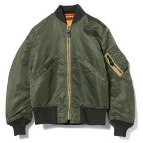 BUZZ RICKSON'S / L-2B H-TYPE フライト ジャケット <MEN> メンズ ミリタリージャケット SAGE GREEN XS
