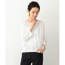 Ray BEAMS High Basic / ドルマンスリーブ Tシャツ レディース Tシャツ OFF WHITE ONE SIZE