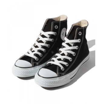CONVERSE / ALL STAR HI<WOMEN> レディース スニーカー BLACK 5